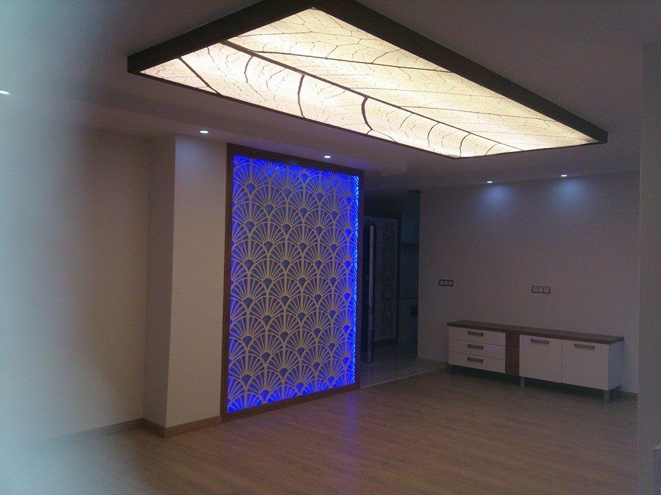 Gergi Tavan gergi tavan tarihi | stretch ceiling models
