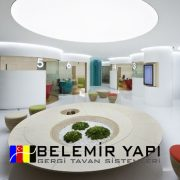 3d stretch ceiling sytem