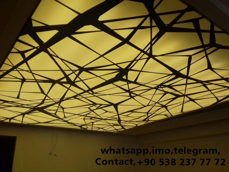 Stretch Ceiling, Lighting, Saudi Arabia | Stretch Ceiling Models