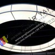 stretch ceiling, barrisol, elasticni plafoni, spann decken, installation